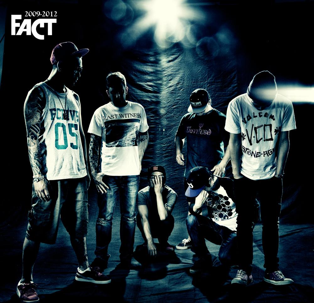FACT 2009-2012 jacket FACT、ワールドツアーFINALのロンドン公演SO
