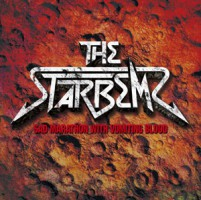 THE STARBEMS「SAD MARATHON WITH VOMITING BLOOD」通常盤(DFCL2010)JK写