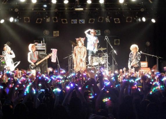 カメレオ 10.14大阪②