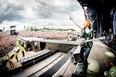 CROSSFAITH DOWNLOAD FESTIVAL 2014ライブ写真?_4