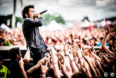 CROSSFAITH DOWNLOAD FESTIVAL 2014ライブ写真?_2