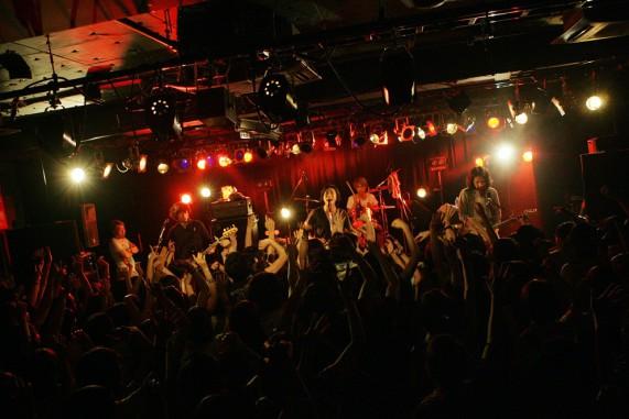 BYEE the ROUND ライブ写真@渋谷TSUTAYA O-CREST ?