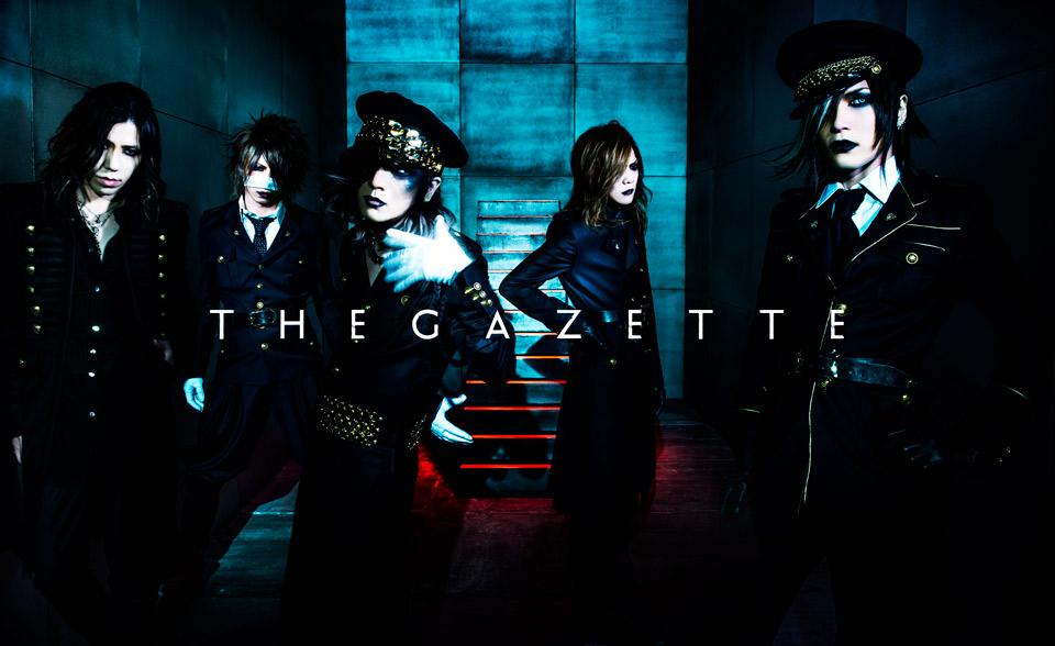 the GazettE、13周年武道館公演1...