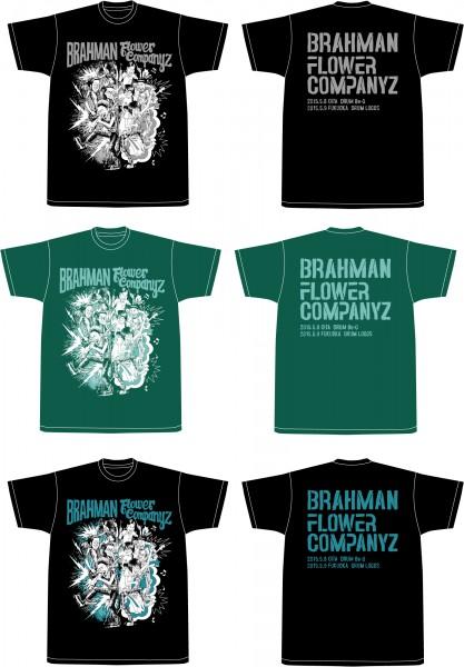 フラワーカンパニーズ×BRAHMAN_Tシャツ