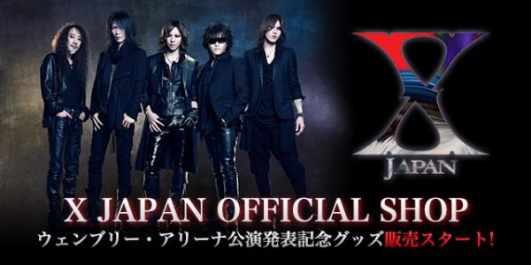 X JAPAN150722