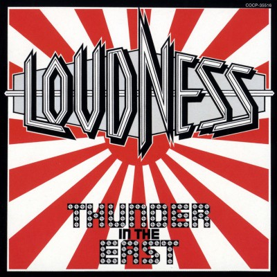 LOUDNESS_THUNDER IN THE EAST_COCP-35516