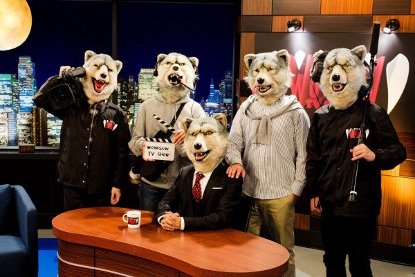 MAN WITH A MISSION Presents「WOWGOW TV SHOW」キーカット