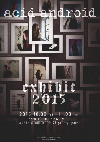 acid android exhibit 2015 key visual