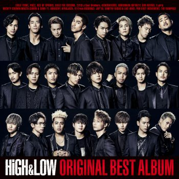 HiGH & LOW ORIGINAL BEST ALBUM