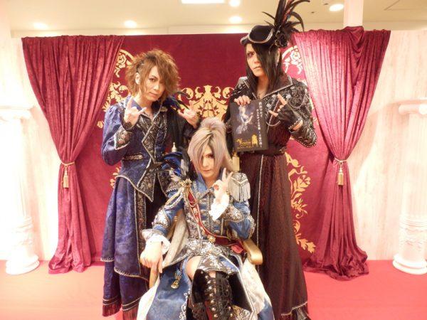 Versailles×渋谷マルイ1