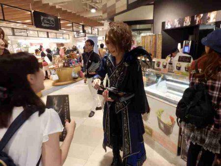 Versailles×渋谷マルイ3