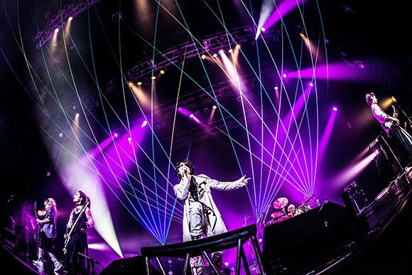 2014.7.7 vistlip 10th Anniversary LIVE『Guns of Liberty』@Zepp Tokyo