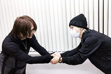 ヴォーカリスト編~Keita×Ricko~