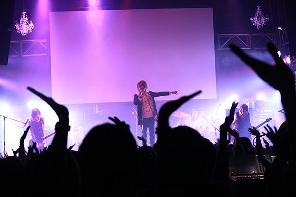 "11月3日(金)福岡DRUM LOGOS 〜[Ⅶth anniversary tour ""Progress Jack Pot"" ]〜"