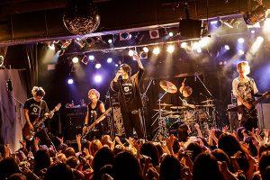 Vol.1 4月12日 高田馬場AREAライブレポート&Good vibes CIRCUITの歴史