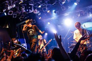 Vol.2 4月13日 高田馬場AREAライブレポート&コメントムービー