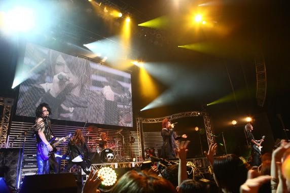 vistlip oneman live tour【reveration space】@Zepp Tokyo