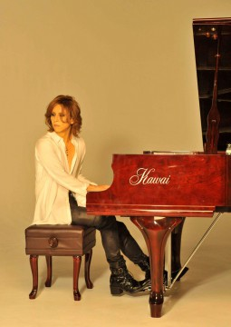 YOSHIKI for AN EVENING WITH YOSHIKI