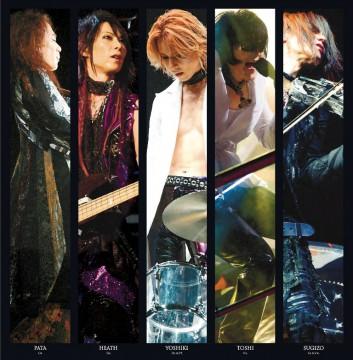 X JAPAN130909