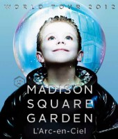 18WORLD TOUR 2012 LIVE at MADISON SQUARE GARDEN