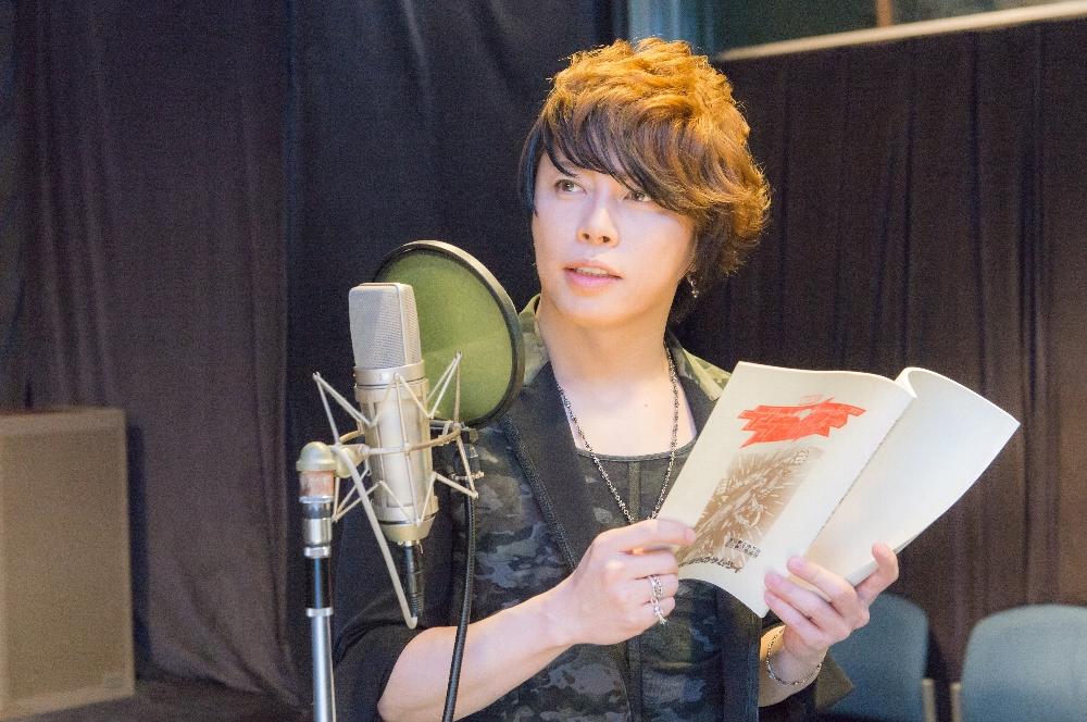 T M Revolution 西川貴教 ディスク ウォーズ アベンジャーズ に声優として出演 Rockの総合情報サイトvif