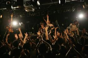 BYEE the ROUND ライブ写真@渋谷TSUTAYA O-CREST ?_4