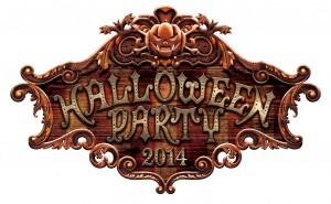 HALLOWEEN PARTY 2014ロゴ