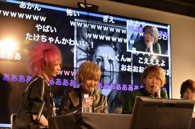 7.叫びまくるTakeshi