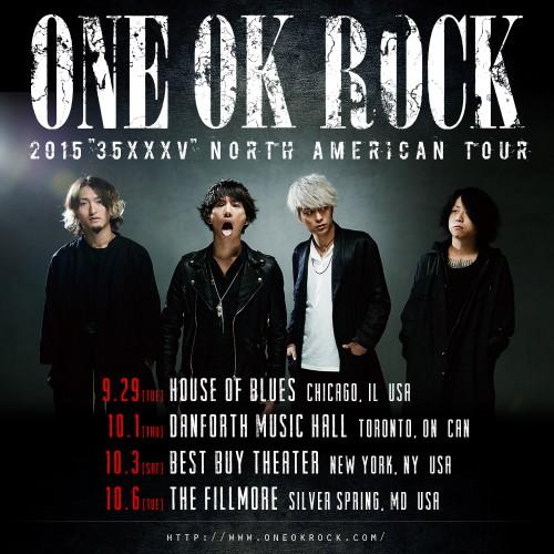 ONE OK ROCK150709