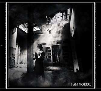 I AM MORTAL初回盤