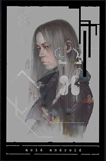 parka acid android exhibit 2015 design