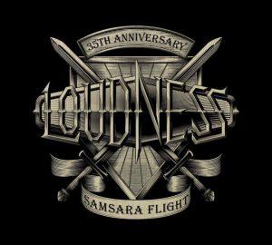 LOUDNESS『SAMSARA FLIGHT』初回スリーブケース