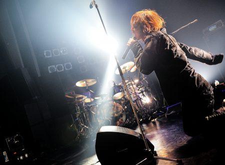 Vo.YOW-ROW(撮影:Kana Tarumi)
