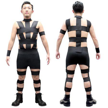 公式ホットリミットスーツ着用
