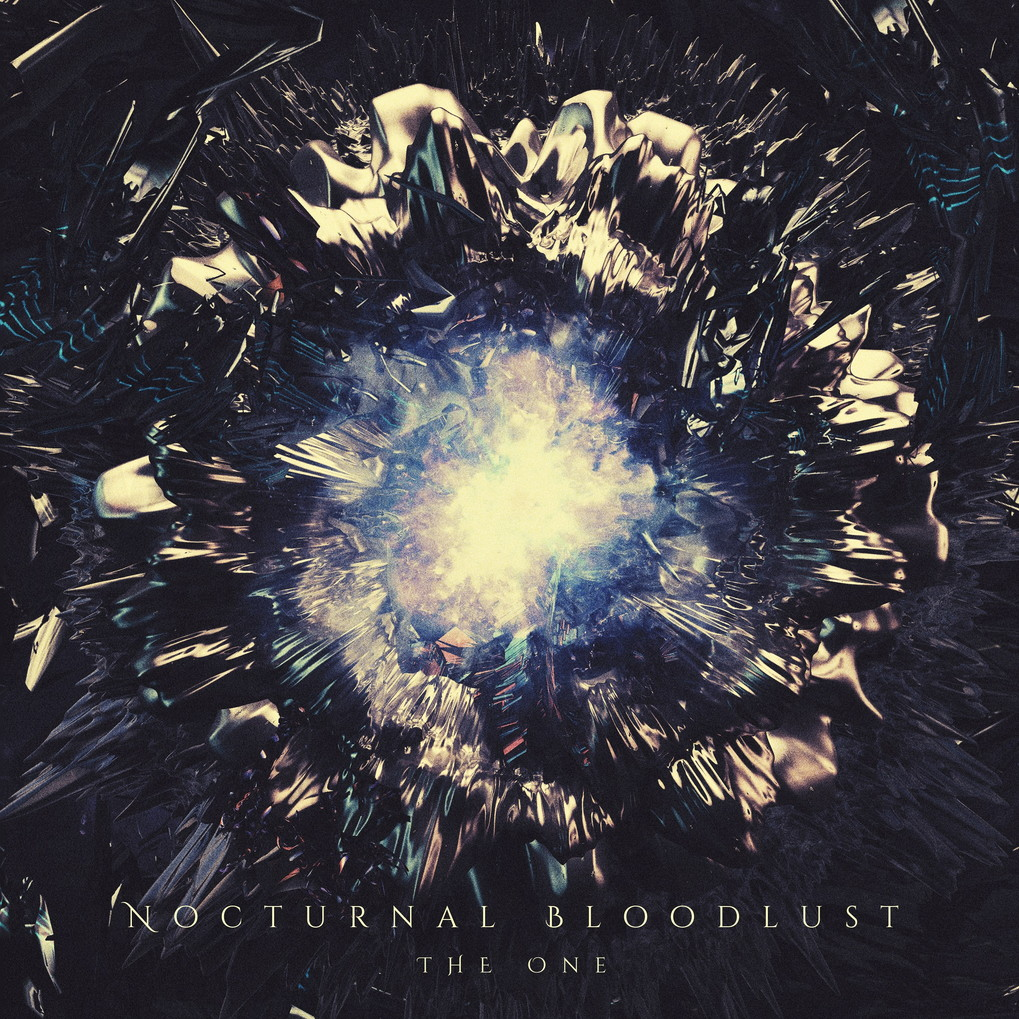 NOCTURNAL BLOODLUST、ニューシングル『THE ONE』(通常盤)